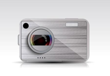 Digital Camera Stock Vector - 20259273