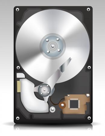 disco duro: Disco duro
