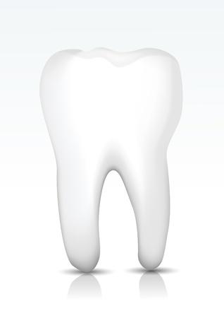 Vector tooth Ilustração