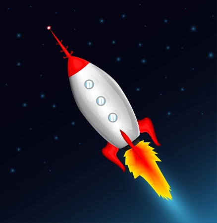 booster: Space Ship