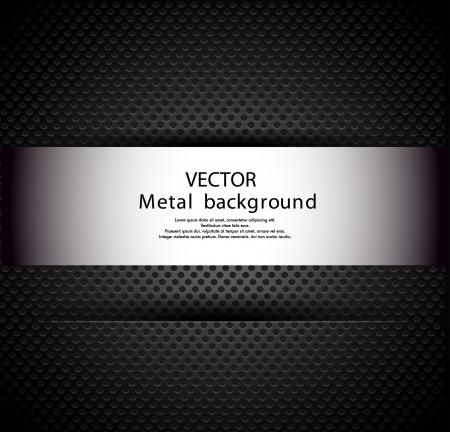 Metal achtergrond