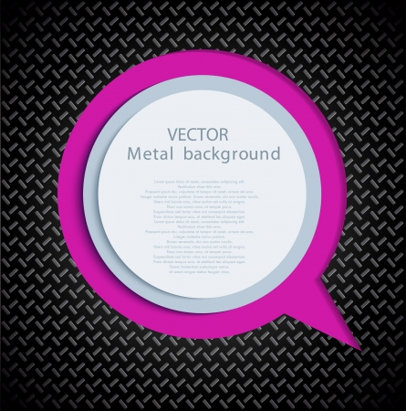 Metal background Stock Vector - 20259264