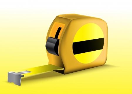 Tape measure Stock Vector - 20259206
