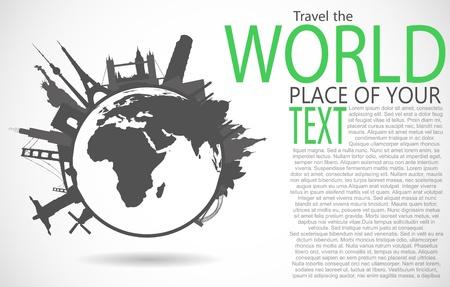 mision: Monumentos famosos alrededor del mundo