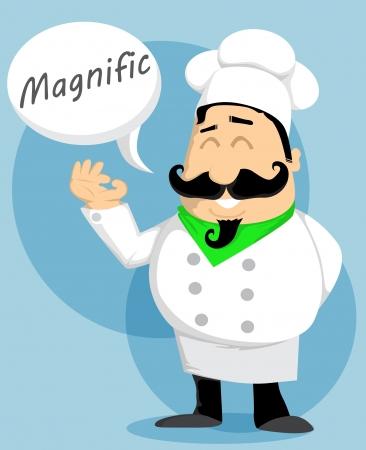 cooker: Cartoon Chef