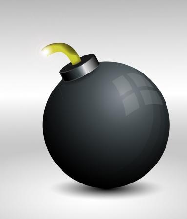 bomb Stock Vector - 21059678