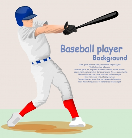 homerun: Baseball player