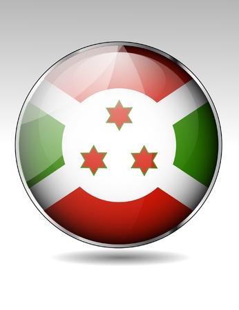 burundi: Burundi flag button