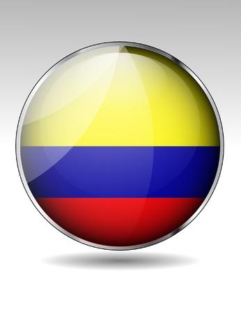 columbia: Columbia flag icon