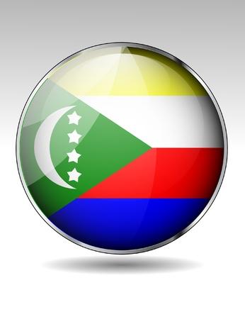 comoros: Comoros flag icon