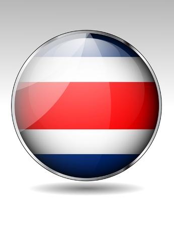 costa: Costa Rica flag icon