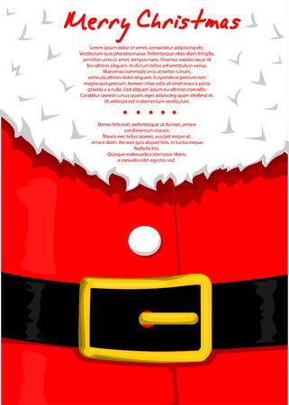 santa outfit: Santa Claus background