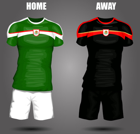 jersey: Mexico soccer jersey