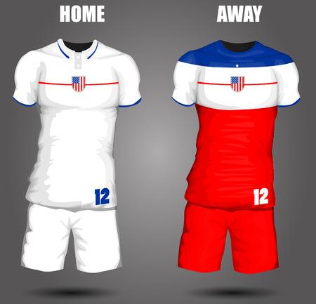 soccer jersey: Usa soccer jersey