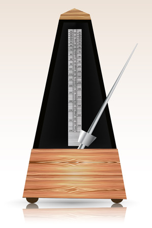 metronome: Metronome Illustration