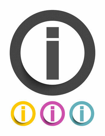 tourist information: Information sign icon