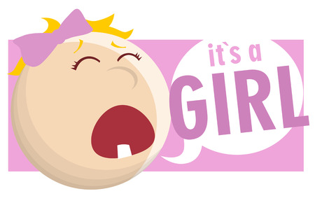 its a girl: It`s a girl