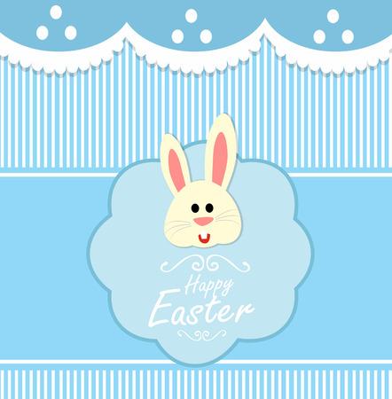 Easter background Ilustração
