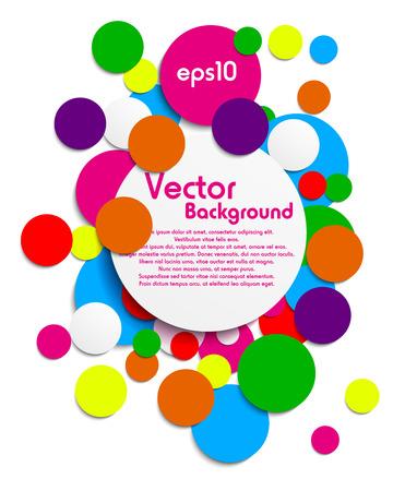 Vector background