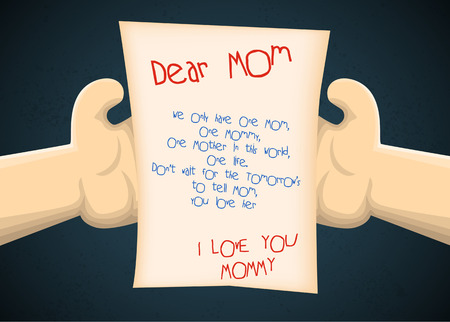 for women: Greeting card to son from mother for mothers day