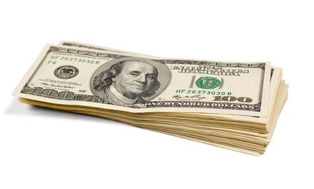 batch: batch of american dollars