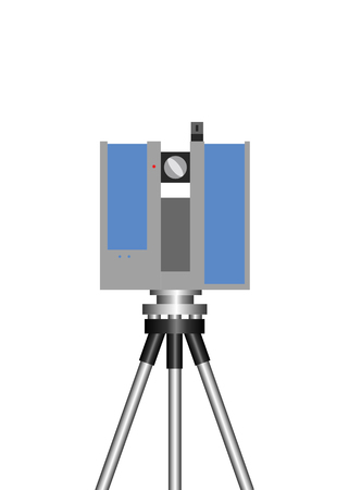 3D Laser Scanning, Highest Accuracy with Precise Scan Technology, Long Range
