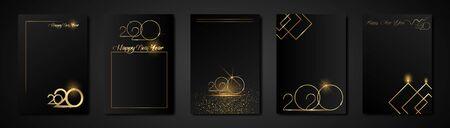 2020 set cards Illustration