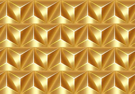 Geometric 3D Pattern Basic Shapes.