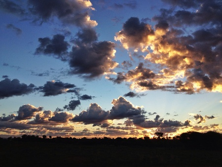 hope: Dramatic sky, wonderful