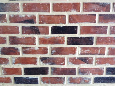 surface: Brick wall structure architecture