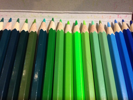 color: Color pencils