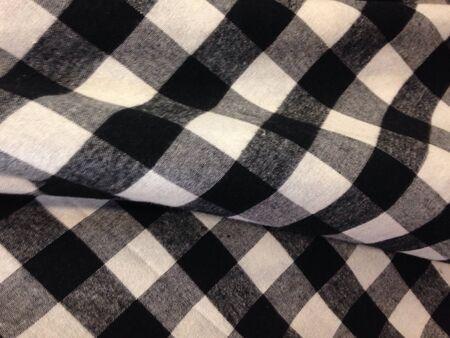 cotton: Kilt tartan Stock Photo