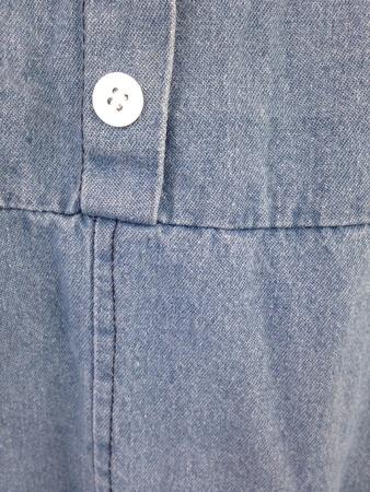 cotton fabric: Blue jeans