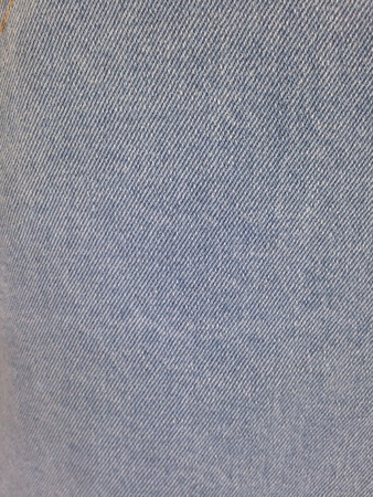 jeans fabric: Blue jeans stitch