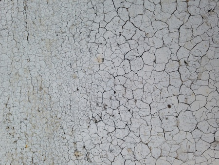 hardscape: Cracked cement