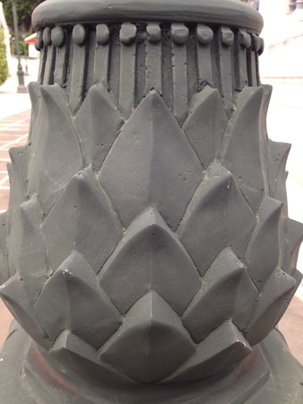 sandstone: Sandstone sculpture Stock Photo