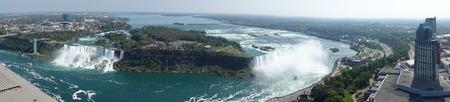 Niagara Falls Vista Stock fotó