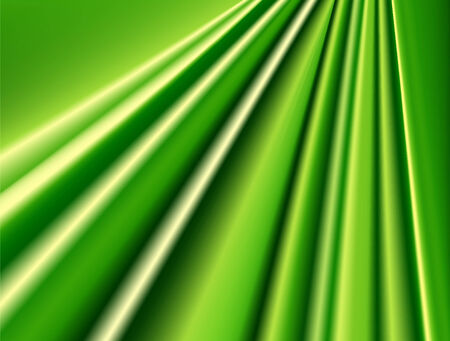 Abstract green background, vector illustration Stock Vector - 3282450