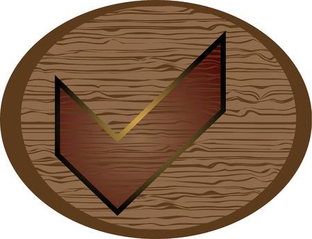 wood tick: Wood tick Illustration