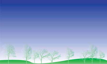 Landscape Stock Vector - 3434398