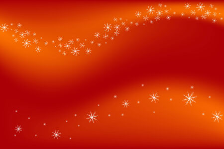miracles: Red christmas background