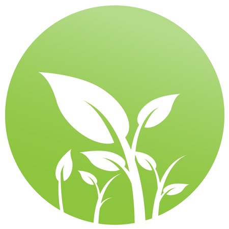 Nature logo Stock Vector - 4145206
