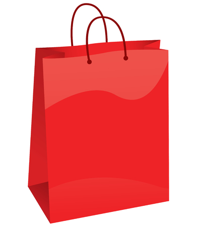 Shopping bag Stock Vector - 4145273