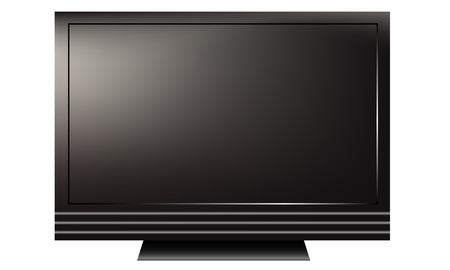 TV screen Stock Vector - 4671539