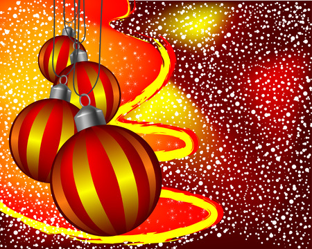 festal: Christmas abstract background
