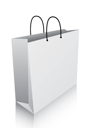 Shopping bag  Stock Vector - 6747694