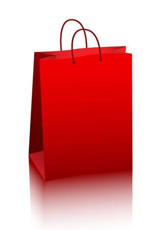 Shopping bag Stock Vector - 6747701