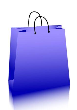 Shopping bag Stock Vector - 6747765