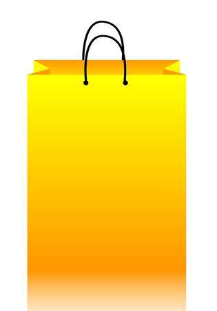 Shopping bag  Stock Vector - 6747685