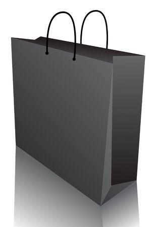 Shopping bag  Stock Vector - 6747692